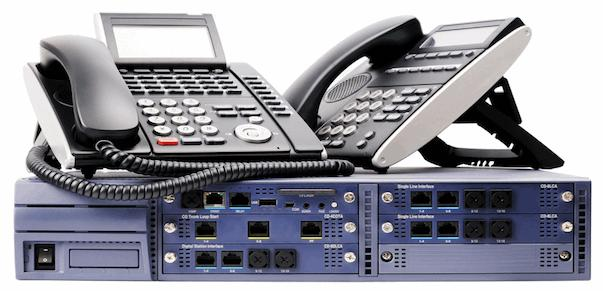 IP-PBX-Systems