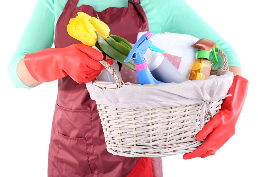 How to Clean Your Home Fast Like a Pro