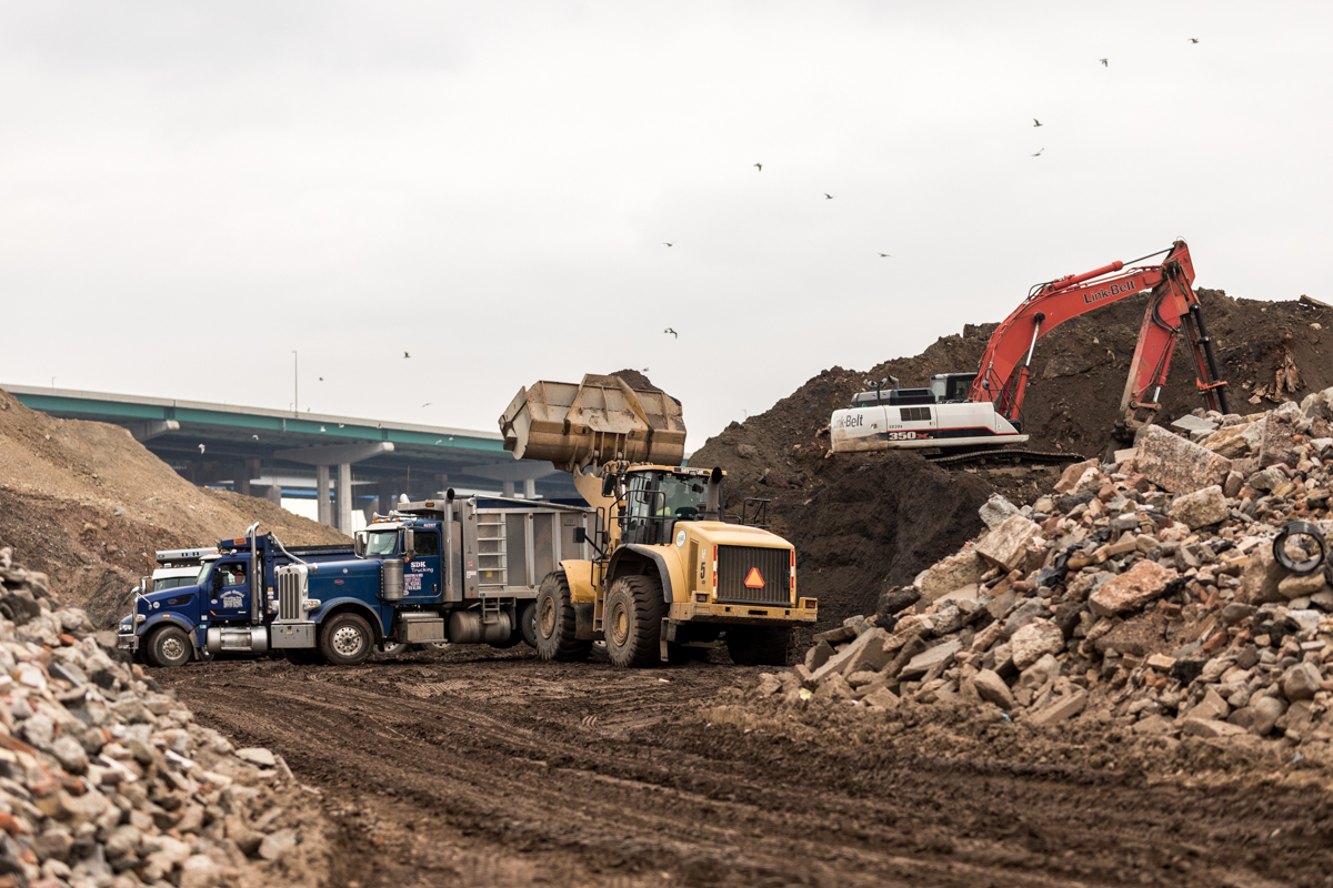 Turn to the Experts at Enviro-Disposal Group to Get Rid of Contaminated Soil in NY
