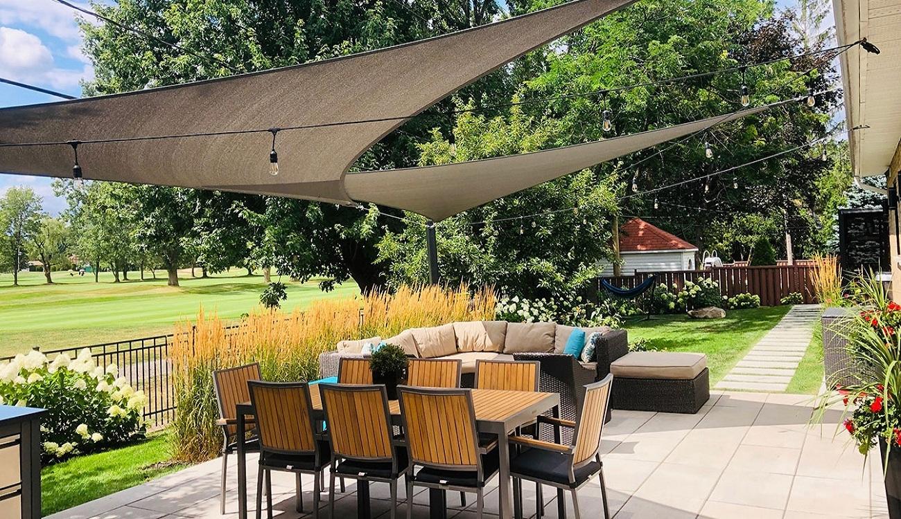 Sun Canopy - Shade Sail